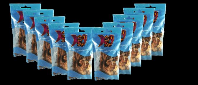 K9 Beef Chips: Bulk Pack